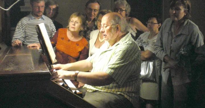 Soirée découverte de l'orgue