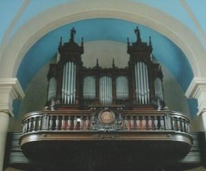 Orgue de Montfort sur Meu découvrez l'historique de l'instrument