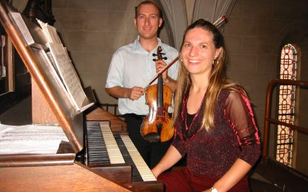 photo orgue et violon 3